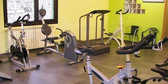 Enjoy our gym during all your stay
